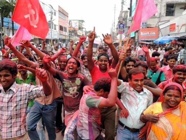 Victory Celebrations in Maldah