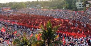 Some photos from Kerala state conference