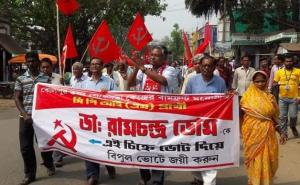 general election campaign of left front in West Bengal